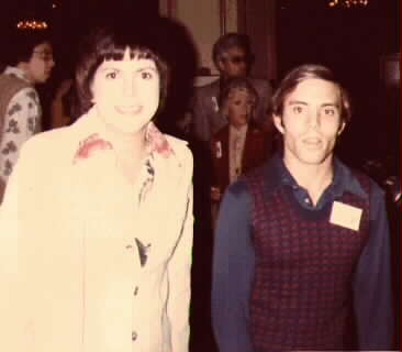 JOEY LUFT  AT JUDY AUCTION  BEVERLY HILLS, 1978