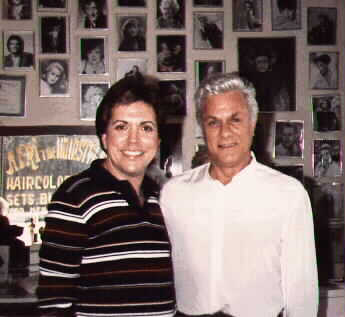 TONY CURTIS  San Francisco 1986