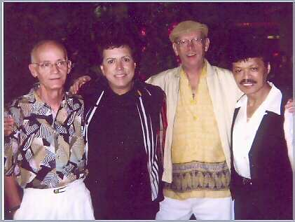ROBIN PRICE, DAVID, ROBBIE ROSS, JIMMY TAI  The Mirage, Las Vegas 2001
