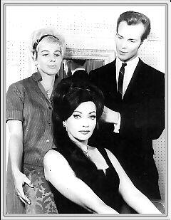 Yvonne De Carlo y bob morgan