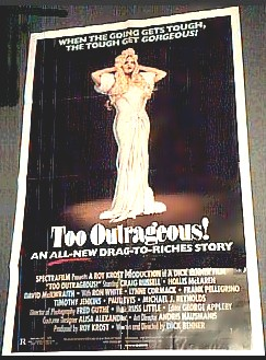 Craig Russell as Mae West 