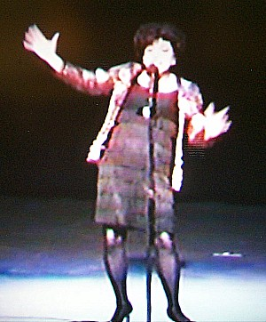 David de Alba as Judy Garland