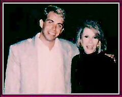 Gary Dee with   Joan Rivers