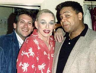 Actors Harvey Fierstein,