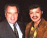 Mayor Daly with Jimmy Tai,  Chicago, 2000