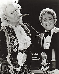 Bork with Chuck Barris